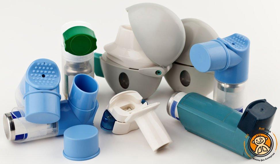 Препараты для лечения бронхиальной астмы