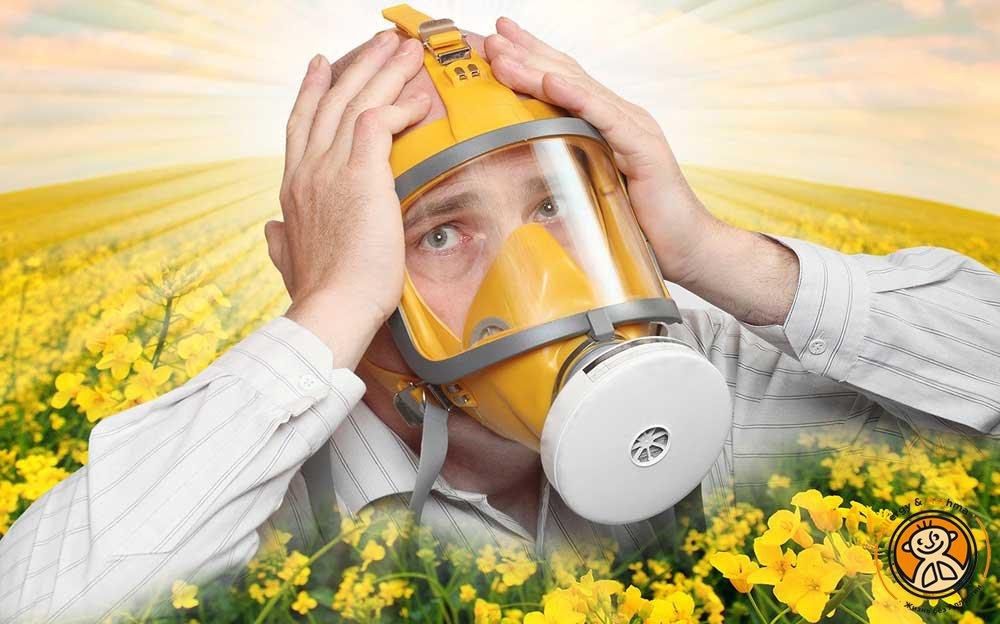 Весенняя аллергия - симптомы и лечение