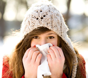 аллергия на весну