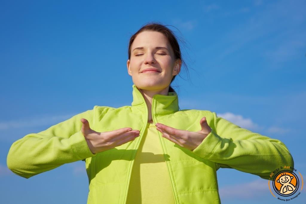 Гимнастика при астме и ХОБЛ