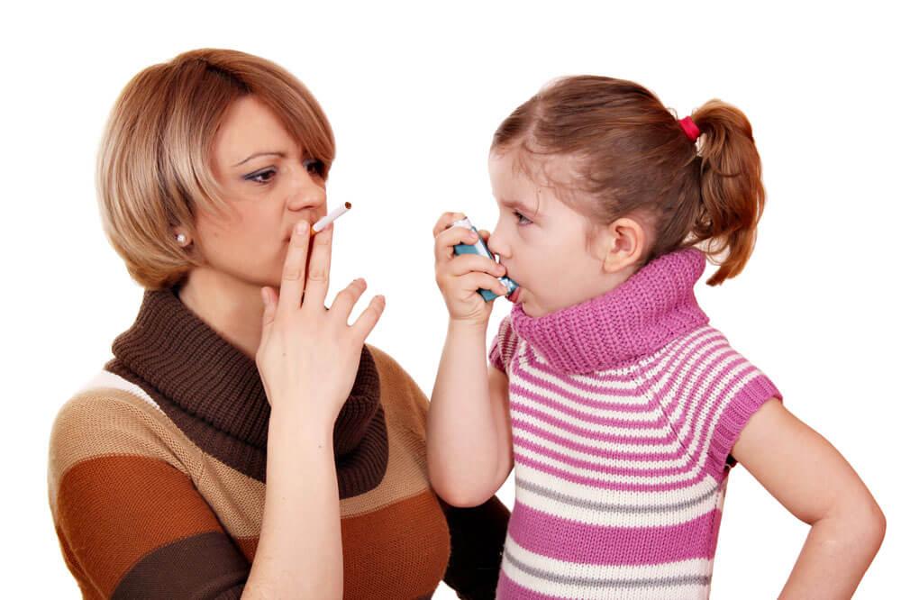 Астма и курение - опасная связь!