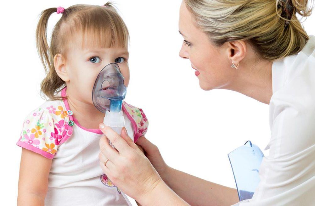 Небулайзер при астме и ХОБЛ