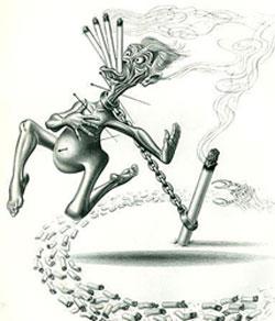 табакокурение вред для здоровья