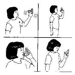 астма бронхорасширяющие препараты