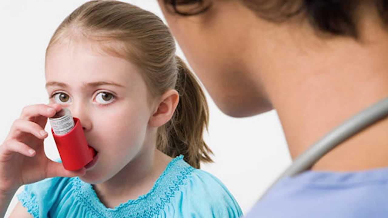 Бронхиальная астма легкой степени тяжести