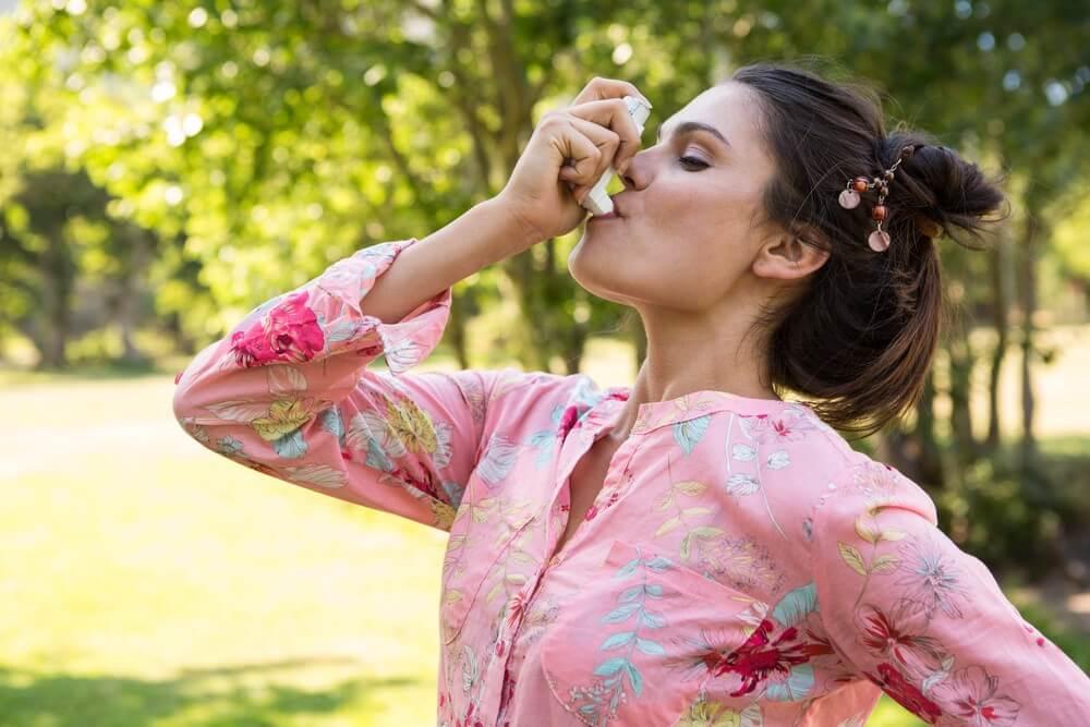 Пыльцевая астма