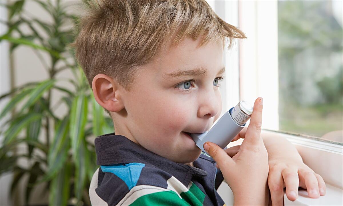 Причины возникновения бронхиальной астмы у детей