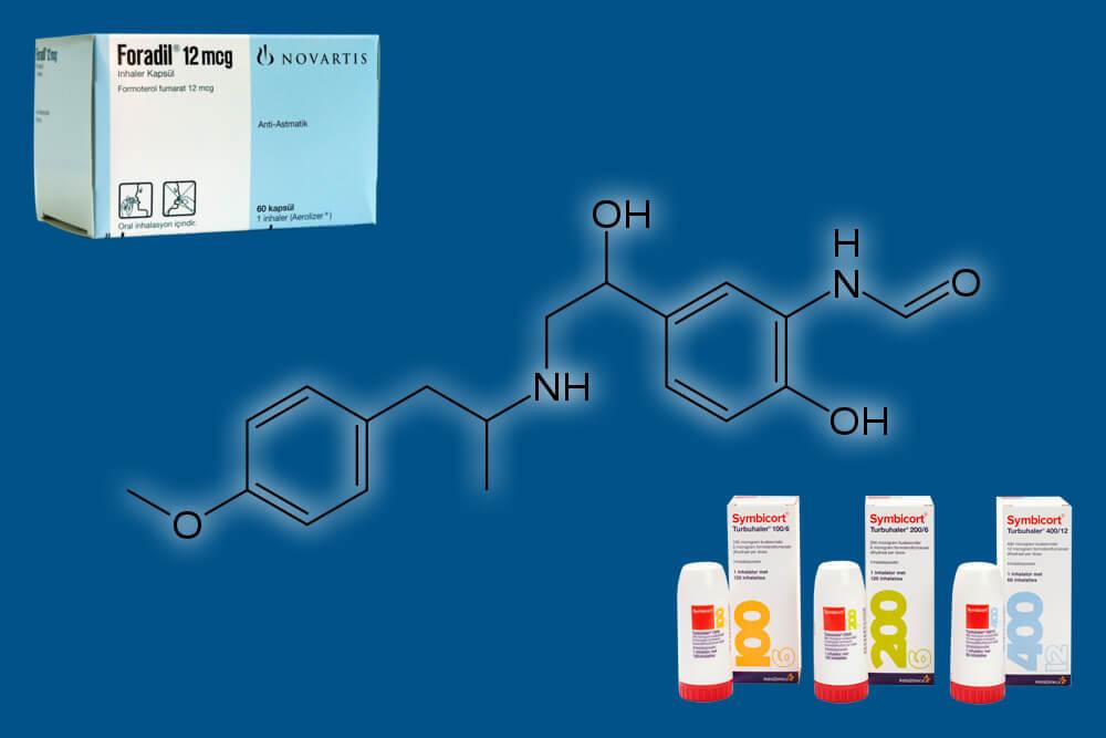 Формотерол - препарат для лечения астмы