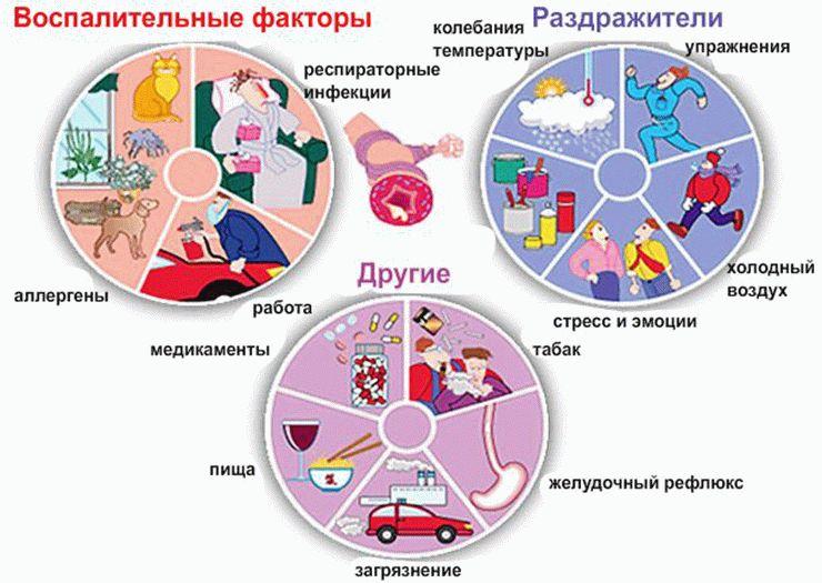 Жизнь с астмой