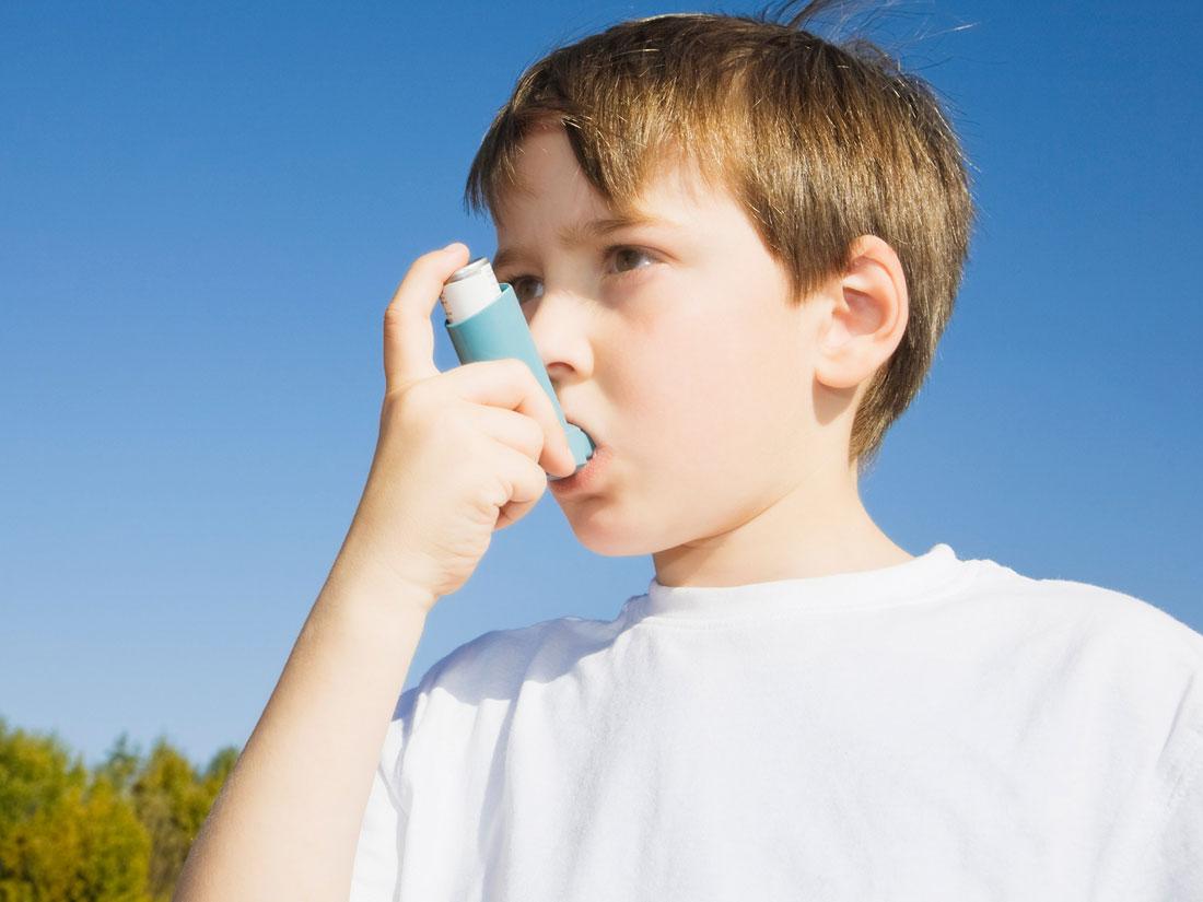 Карманный ингалятор при бронхиальной астме