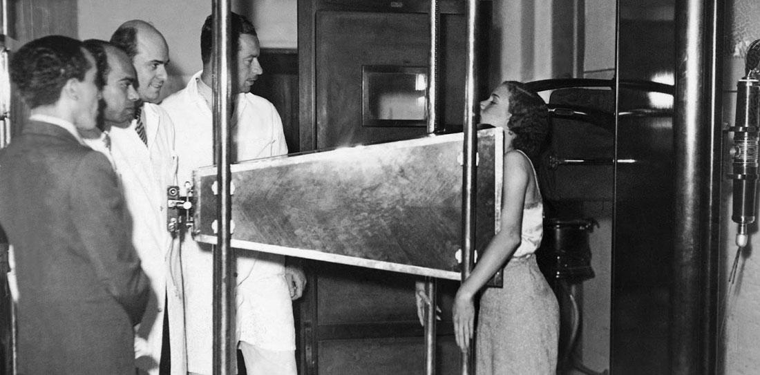 Рентген, великий и ужасный