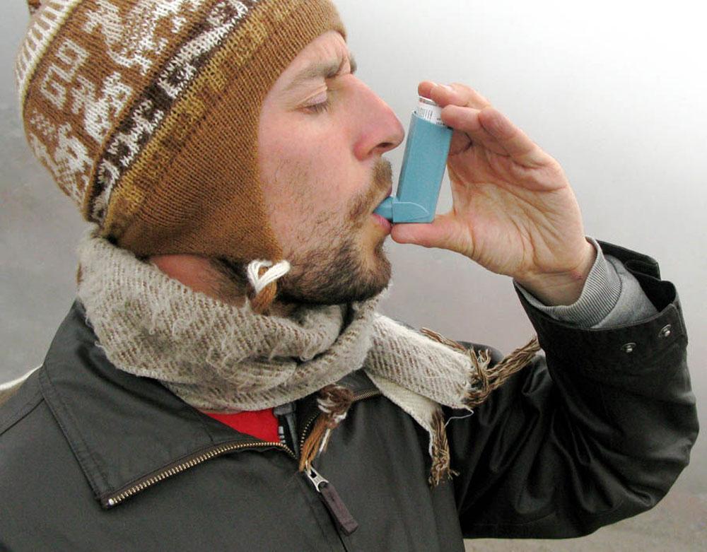 Бронхиальная астма зимой