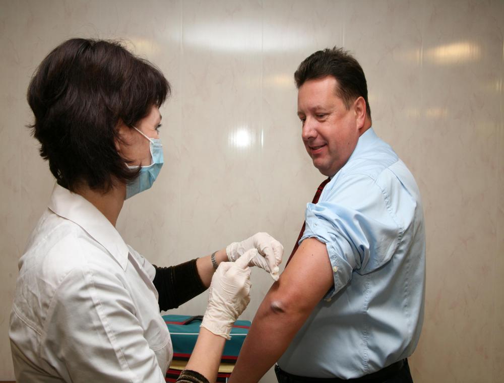 Вакцинация против гриппа - профилактика обострений ХОБЛ