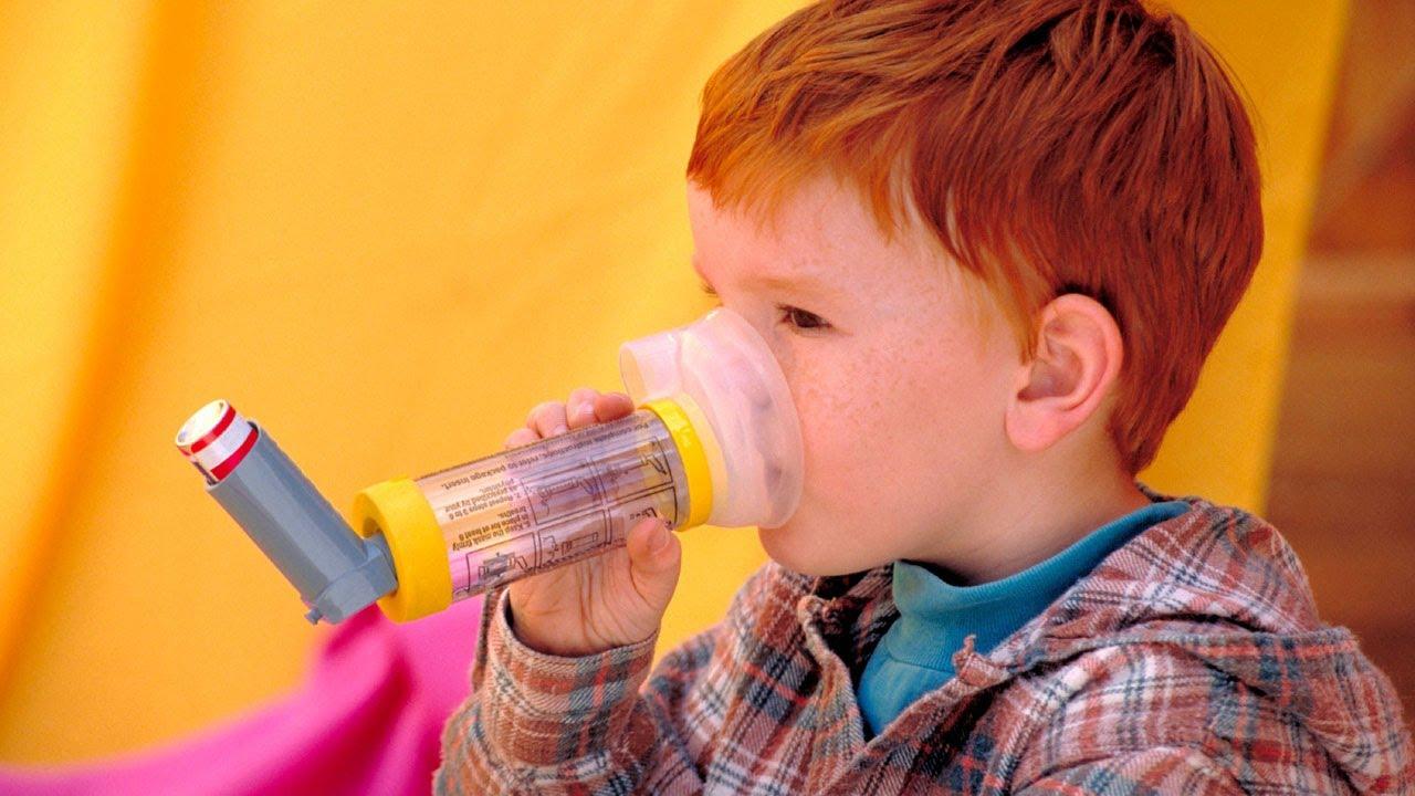 Купирование приступа бронхиальной астмы у детей