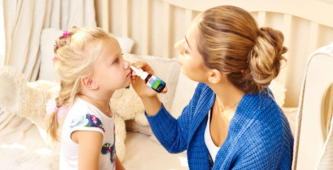 Назальные сосудосуживающие препараты для детей