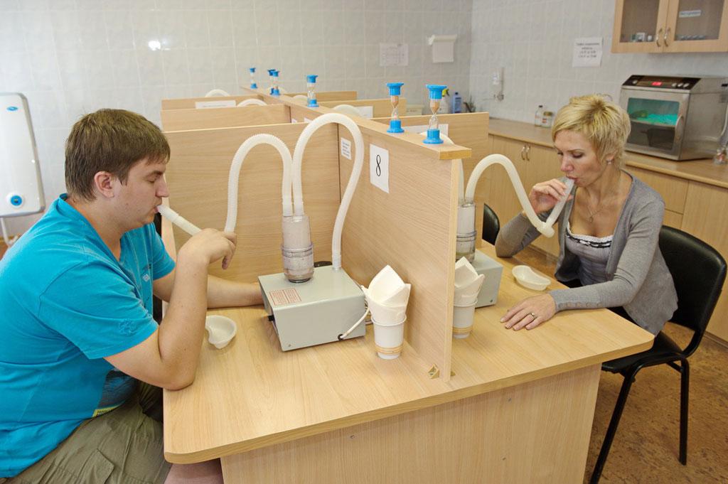 Физиотерапевтические методы лечения заболеваний органов дыхания
