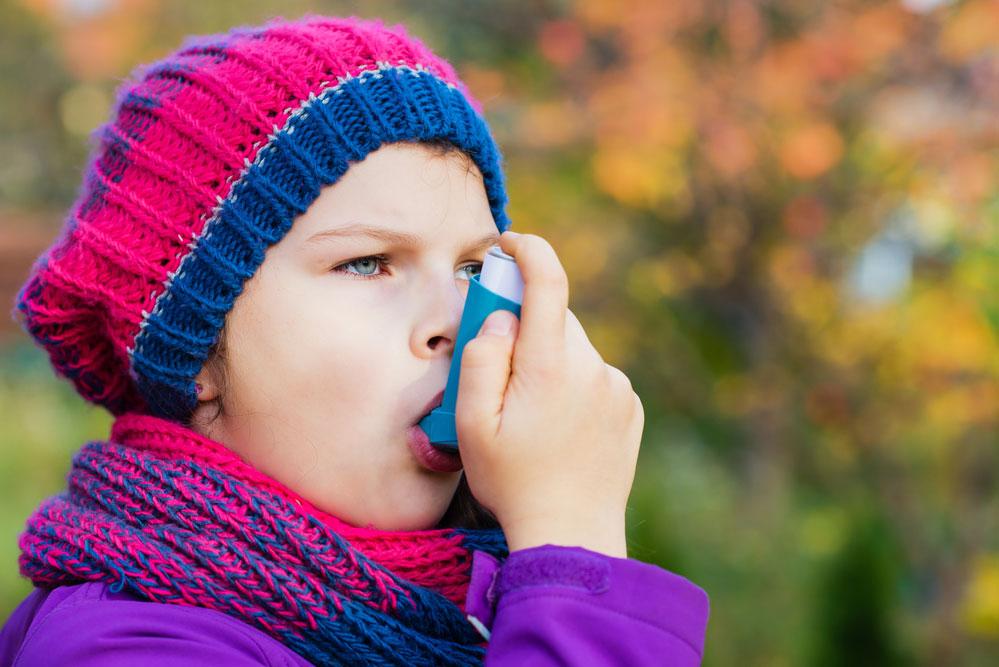 Осеннее обострение астмы